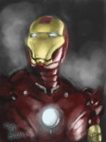 Iron Man on COLORS by sajcfan