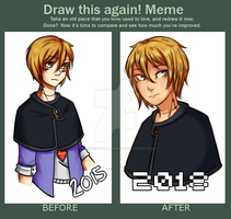 Redraw [ 2015 - 2018 ] by Prince-of-Necromancy