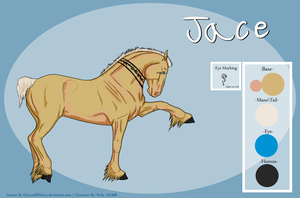 Jace Ref by WhimsicalRuby