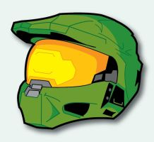 Master Chief by Noveroth