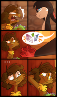 FLOWERS (Page 29) by NoasDraws