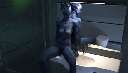 Asari Angel 7 by expf