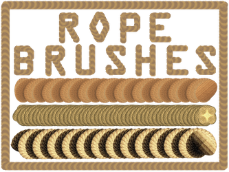 Rope Brushes by Arvin61R58
