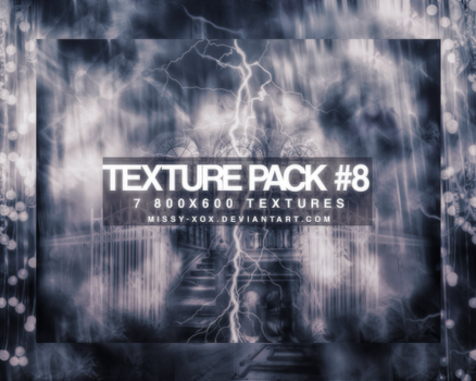 Texture Pack #8 | Lightning's Melody by cattitudex