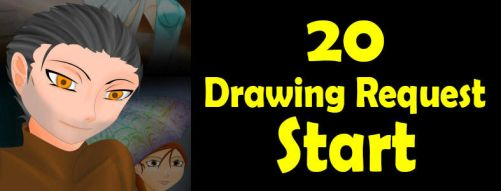 Start Drawing Request by Lyle127A