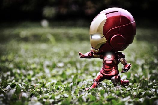 Mark VII - Nendoroid by pashatya