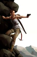 Tomb Raider by Aedrian