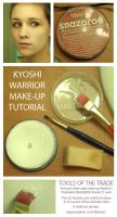 Kyoshi Warrior Tutorial Part 1 by dangerousladies