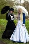 Ciel and Alois Girl version by shirocosplay