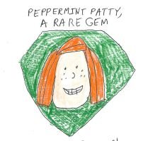 Peppermint Patty - A Rare Gem by dth1971