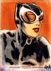 Women of Legend 45: Catwoman by RobertHack