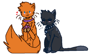 [EDDSWORLD!] The Cats by Little-Macrophage