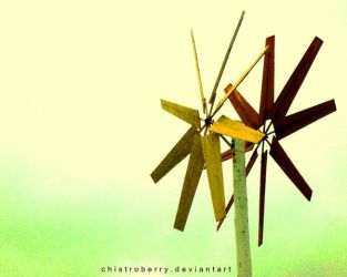 Windmill by Chistroberry