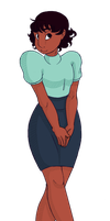 Connie by The-Silent-Monster