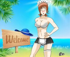 Welcome to Maidland! by Zelgi