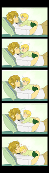 Papa Link by Ferisae