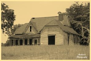 A Desolate Old House by TheMan268