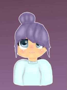 My First (Crappy) Art by ItzJvstEvE