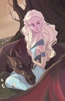 Dany by victoria-ying