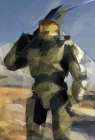 Master Chief Evolved by ABot3k