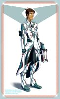Lance Frost by xMissFortunex