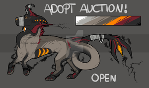 Creature Adopt Auction (Closed) by SolalaAdopts