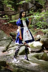 Alice Madness Returns cosplay by MikoCosplayer