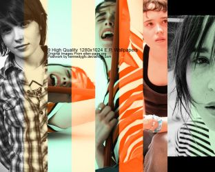 9 Ellen Page Wallpapers by KennedyGFX