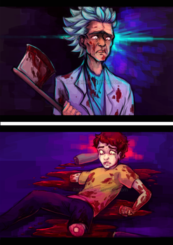 MORTY!!!1!!!1 by itami-salami