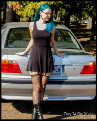 Leaning On The E38 by unionjack67