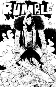 RUMBLE Commission by JakeSmithArt