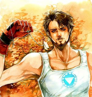 Tony Stark x Neko! Reader: CRESCENT MOON CHILD 2 by