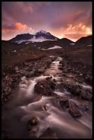 Mountain View Steam by MarcAdamus