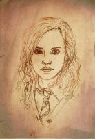 Hermione sketch by Silvanne
