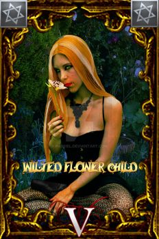 Wilted Flower Childe by Passiel
