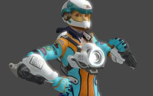 Mach T - Tracer - Overwatch by SyNcmE