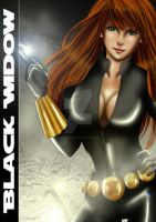 Black Widow by ExoroDesigns