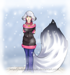 .Winter. by PastelKoala