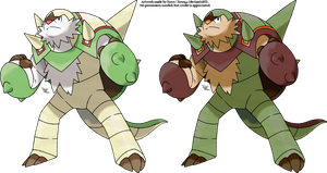 Chesnaught v.2