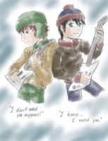 SP: As long as I play with you by Carro-chan