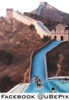This is what should be done with the Great Wall of by dxdiagbg