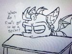 When You're a Junior in High School by TravistheDragon00