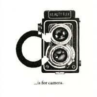 C is for Camera by scheherazade