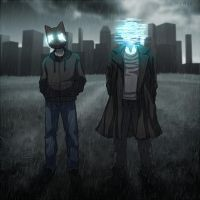 Cover - NightKhat and Sequencer by Mafer