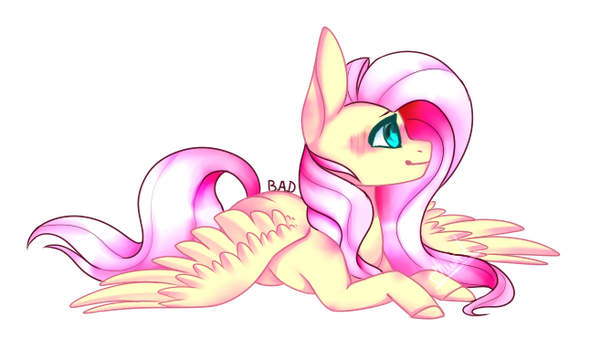 Collab-fluttershy By Blitsazalisdash by thunderstorm210