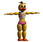 [Progress] Toy Chica WIP 4 by CortezAnimations