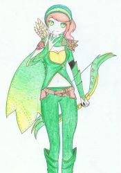 Windranger at your service~ by Coronaile