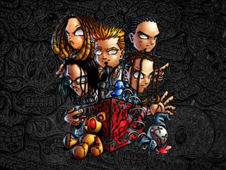 KORN by unklebubba
