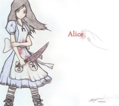 Alice by gary2003