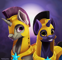 Guards by Taneysha